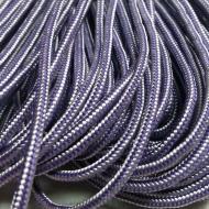 Purple Crosslace
