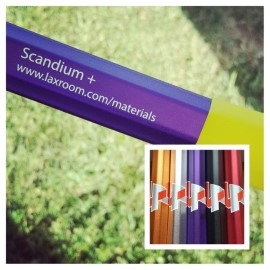 Scandium + Lacrosse Shaft