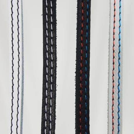 Lax Room Threaded Leathers