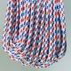 USA (Red, White, Blue) Crosslace - Premium