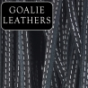 Goalie Threaded Leathers (Individuals)