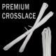 Premium Lacrosse Crosslace