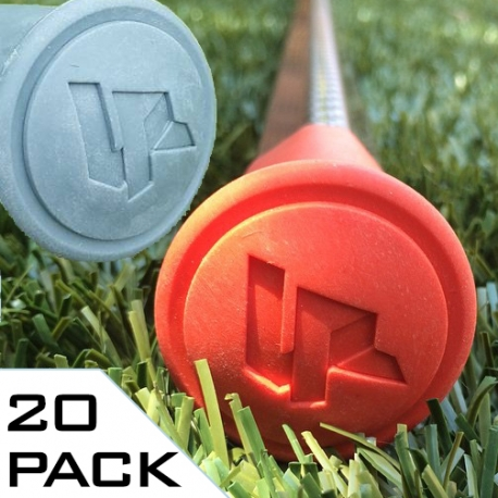(20 Pack) End Caps by Lax Room