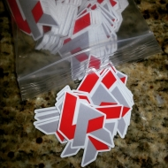 Lax Room Stickers