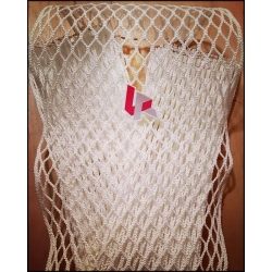 Goalie Mesh - 15 Diamond