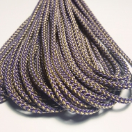 Purple/Vegas Gold Sidewall - Premium