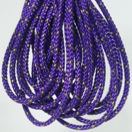 Sidewall - Purple (Yellow Tracer)