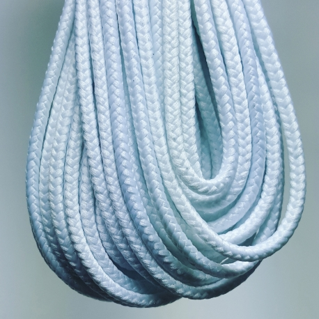 White Bootlace - 6/12 Yard Bundles