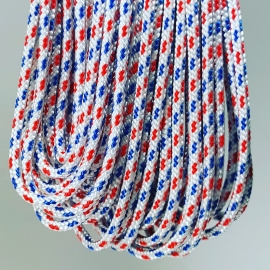 USA (Red, White, Blue) Crosslace - Premium
