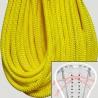 Women's Lacrosse Top Shooting String (Smooth Nylon)