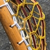 Lacrosse Leathers (Oil Treated - Mahogany Color)